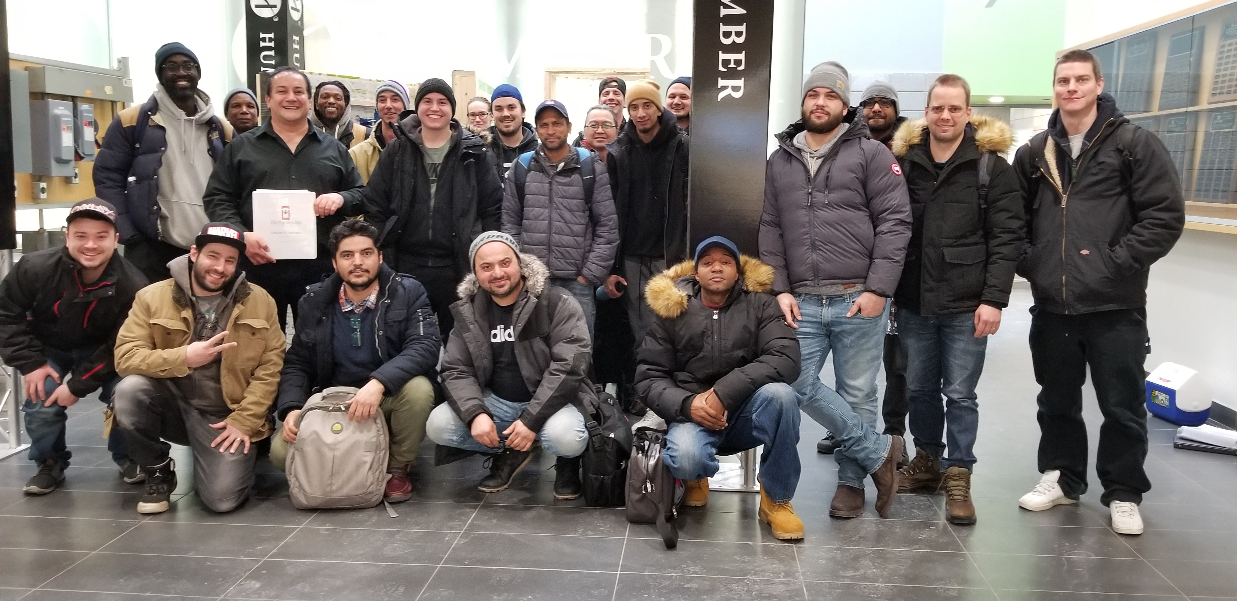 Class For Success Feb. 9th 2020 Humber 2 of 2