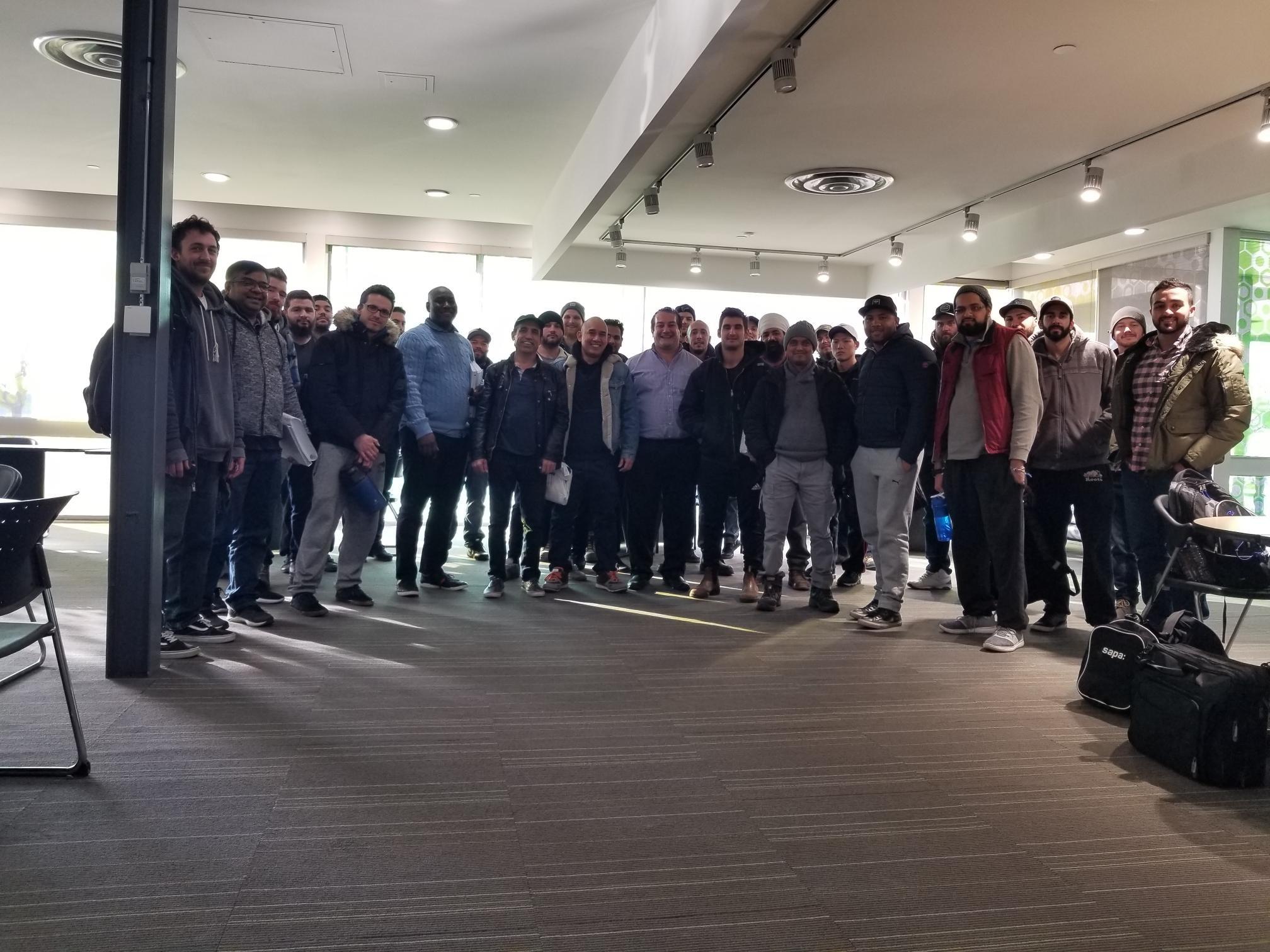 Class pic December 2018